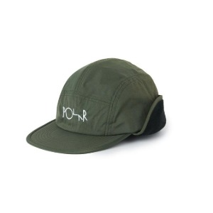 Flap Cap - ARMY GREEN