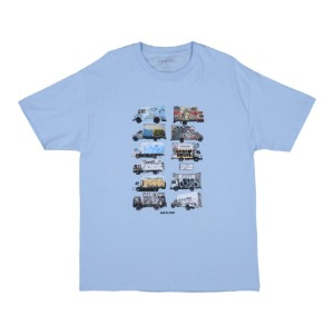 BOX TRUCK POWDER BLUE