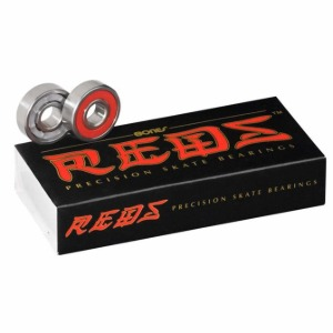 BONES REDS 8mm POP BEARINGS