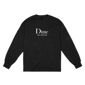 Dime Sous-Vetements L/S BLACK