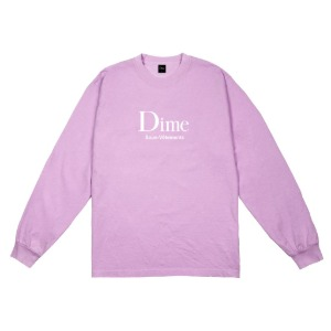 Dime Sous-Vetements L/S LAVENDER